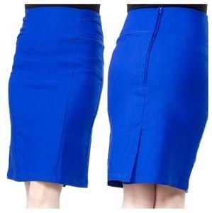 Rock Steady Pencil Skirt